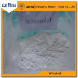 Numéro anabolique de Winstrol de poudre crue (Androstanazolestanazol) CAS : 10418-03-8