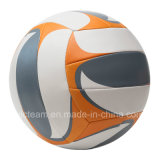 Playa Custom Machine puntada 18 paneles de PVC Deportes Tamaño Peso Oficial Volley Ball
