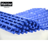 Pinless Flush Grid Plastic Modular Conveyor Belt Without Pins