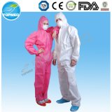 Nonwoven Overall Disposable Boiler Suit Waterproof Coverall