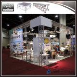 Ферменная конструкция выставки будочки модульной ферменной конструкции алюминиевая