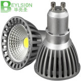 4W GU10 MR16 E27 Voyant LED Spotlight