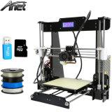 Niedriger Preis Prusa I3 3D Drucker LCD-Bildschirm