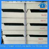 金属板およびPUのコアのPUサンドイッチ壁または屋根のパネル