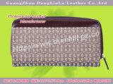2016 оптовых бумажников холстины сбор винограда застежки -молнии для женщин
