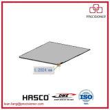 Molde de aluminio moldeado a presión con la más fina de espesor de pared de la parte