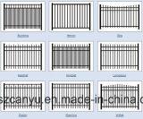 外側のための新式の安いアルミニウム柵