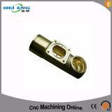 L'ottone personalizzato di CNC parte la valvola di ammissione lavorata CNC