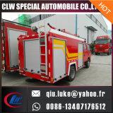 camion de lutte contre l'incendie de 5000L 4*2
