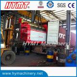Machine hydraulique de dépliement en acier et de roulement de la plaque W12S-16X4000