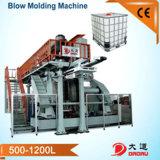 Machine en plastique automatique de soufflage de corps creux pour des réservoirs d'IBC