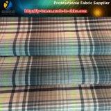 Nylon / Poliéster Tejido teñido Spandex hilado para la camisa