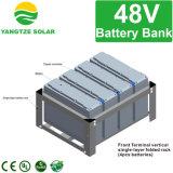 Recul de batterie actionné solaire d'UPS du pouvoir 48V 100ah du Yang Tsé Kiang