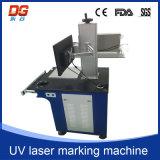 Incisione UV della macchina della marcatura del laser di CNC 5W per il vetro