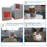 Máquina de aquecimento de brasagem de indução de ultra alta frequência para tubo de cobre (GS-10)