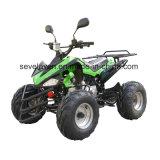 4 цикл автоматической ATV двигателя при включенной передаче заднего хода