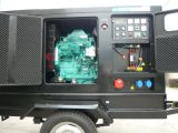 Mobile 50kVA Cummins Sielnt Energien-Generatoren
