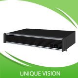 24*720p@30fps/24*1080P@15fps, 4*4t, HD-Cvi & IP DVR híbrido