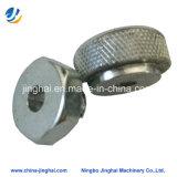 La femelle de garnitures de tuyau d'aluminium/en métal a fileté avec l'écrou de boulon