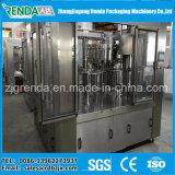 Máquina de etiquetas automática da máquina de enchimento da bebida do chá do leite