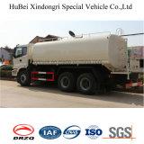 16-18cbm 큰 Dongfeng 물 유조선 물뿌리개 스페셜 트럭