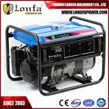 gerador 220V da gasolina do uso da HOME da potência de 3.2kVA 7HP em China