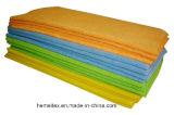Полотенце чистки автомобиля Microfiber/ткань Microfiber