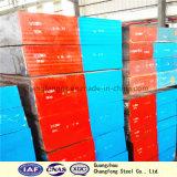 Aço plástico do molde DC53 com resistência elevada