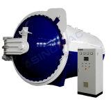 2650X5000mm ASME anerkannter Sicherheits-lamelliertes Glas-Autoklav (SN-BGF2560)