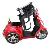 성인을%s 3개의 바퀴 전자 휠체어