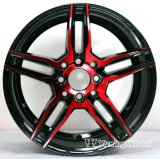 El 15 de 16 pulgadas de Hyper Black Llanta de aleación para coche Accesorios