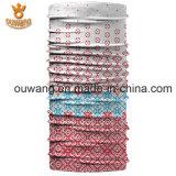 魔法のバンダナのマルチ摩耗の継ぎ目が無い習慣によって印刷されるスカーフ