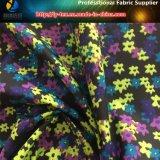 ジャケットのためのポリエステルタフタファブリックの少し花の印刷