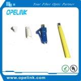 Connettore ottico della fibra per il cavo di zona ottico LC-PC