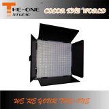 Cuerpo de aluminio de alta calidad LED Panel de luz de vídeo