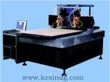 Axes de commande numérique par ordinateur de carte d'aluminium doubles forant la machine de routage