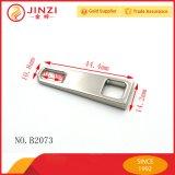 La fabbrica Nichel-Libera del tenditore della chiusura lampo di Hangbag di alta qualità Prezzo-Dirige i cursori della chiusura lampo del metallo
