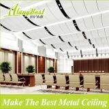 Подгонянная конструкция шипучки потолка толя конструкции модная алюминиевая