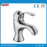 衛生製品は選抜するハンドルの真鍮の洗面器の浴室のコック(H09-101)を