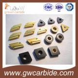 CNCの挿入を回す炭化タングステン