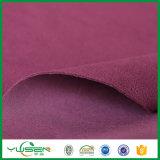 Il tessuto del Knit ha legato con tessuto laminato panno morbido polare per il sofà/la tappezzeria
