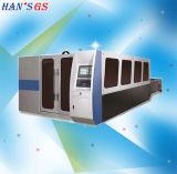 Máquina de estaca do laser do GS da potência 2000W Han grande