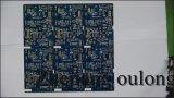 Oro de la inmersión y PCB azul Soldadura (S-020)