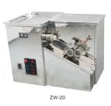 Machine à fabriquer des comprimés à base de plantes