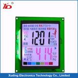 VA kundenspezifische LCD-Bildschirmanzeige-blaue Zeichen LCD-Baugruppe