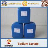60% de lactato de sódio de qualidade alimentar natural