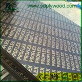 A alta qualidade do logotipo do OEM que lixa a película de 1220X2440X18mm enfrentou a madeira compensada