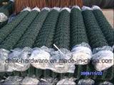 고품질 싼 가격에 의하여 직류 전기를 통하는 체인 연결 담 철망사 산업 안전