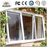 2017 UPVC baratos Windows colgado superior
