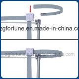 Förderung-Sprung knallen oben Standplätze für Bildschirmanzeige-magnetisches Pappgewebe